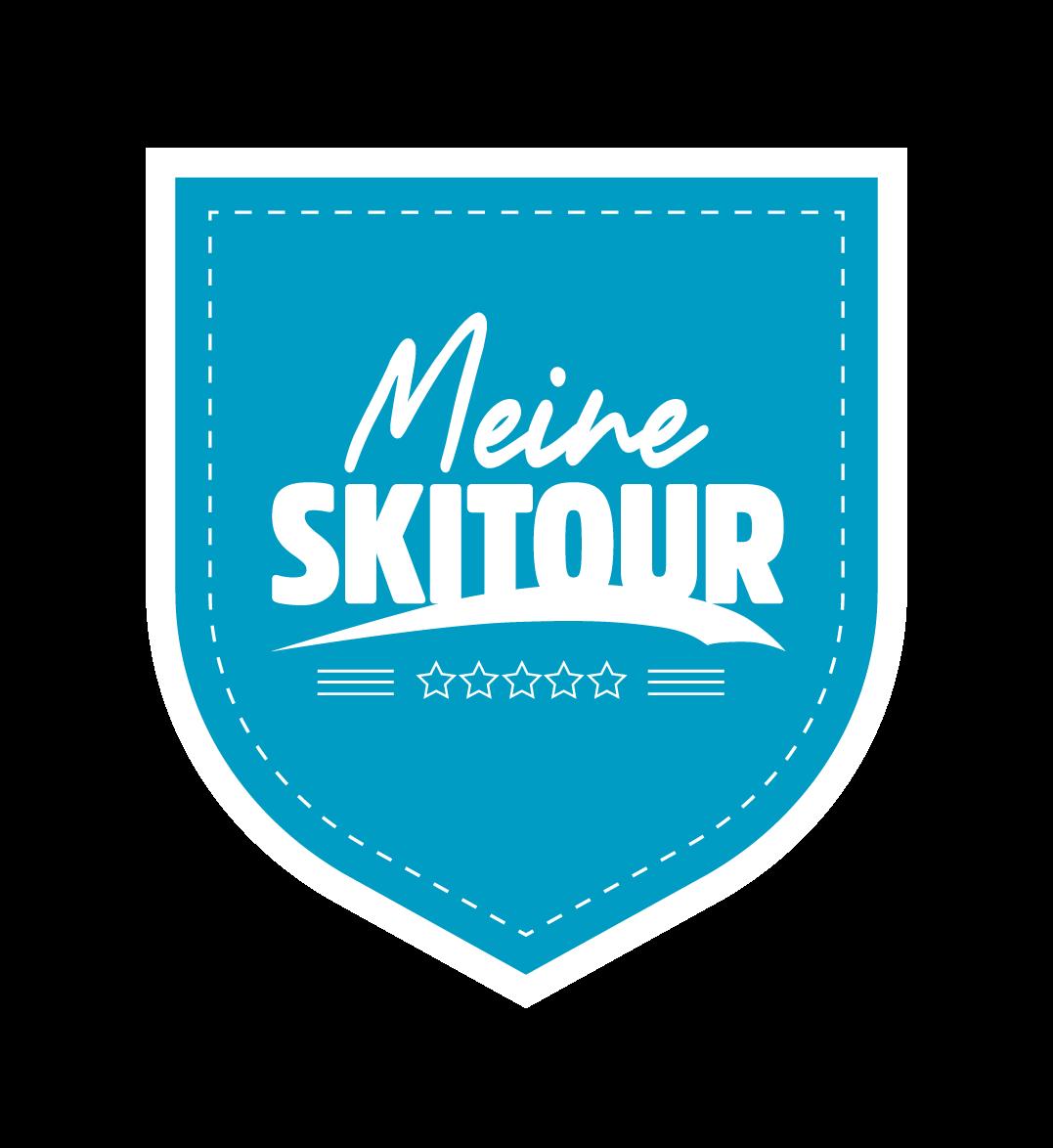 Meine Skitour